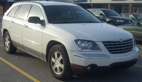 2000 Chrysler Pacifica by 2007 Chrysler Pacifica Touring Wagon 4 0l V6 Awd Auto