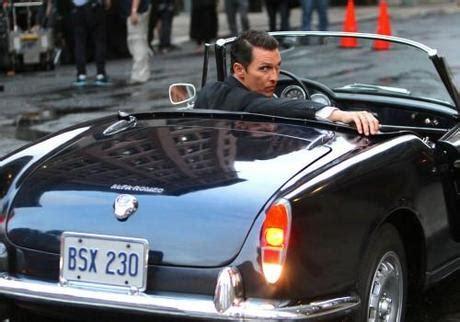 Scarlett Johansson E Matthew Mcconaughey Sur Le Tournage D