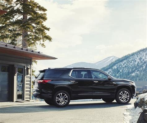 chevy traverse release date preview  price