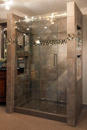 shower doors enclosures olathe glass  custom glass