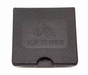 Rear Child Seat Anchor Cover Cap 09