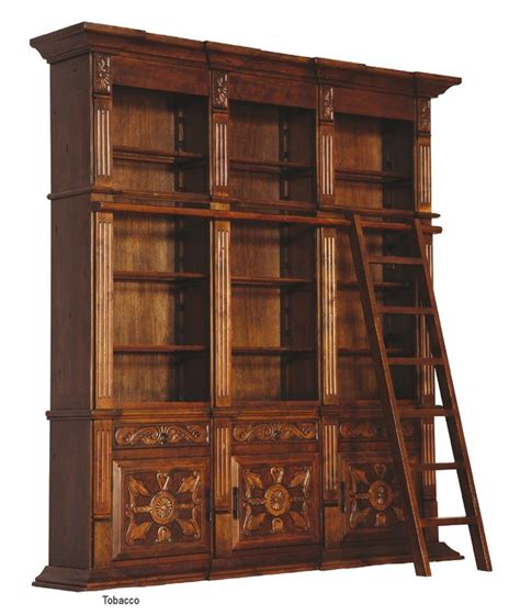 library bookcase with ladder tall library bookcase with ladder 122