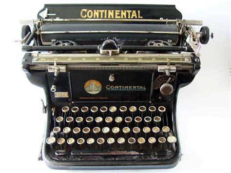 Alte Schreibmaschinen Wert by Alte Historische Schreibmaschine Wanderer Continental