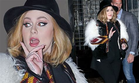 Adele Prepares To Perform Material From Her New Album 25