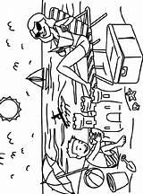 Sand Coloring Castle Sandcastle Crayola Drawing Printable Sheets Bible Designlooter Adult Preschool Cool Drawings Getdrawings 95kb 762px sketch template