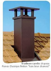 Chapeau Cheminée Brico Depot : sortie de toit pour votre po le ou votre insert ~ Dailycaller-alerts.com Idées de Décoration
