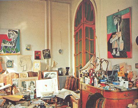 picasso  autobiographical house