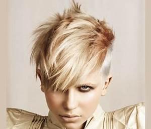 Coupes Cheveux Courts Femme : photos de coupe de cheveux courts pour femmes ~ Melissatoandfro.com Idées de Décoration