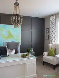 perfect office color ideas black and white 25+ best ideas about Office paint colors on Pinterest ...