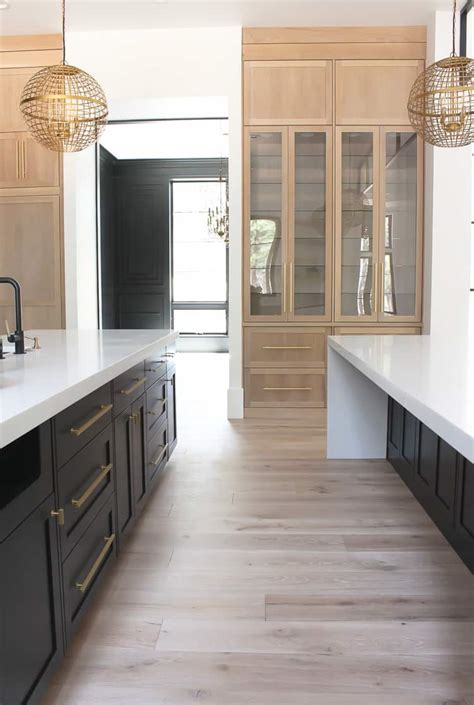 rising stars white oak kitchens bandd design