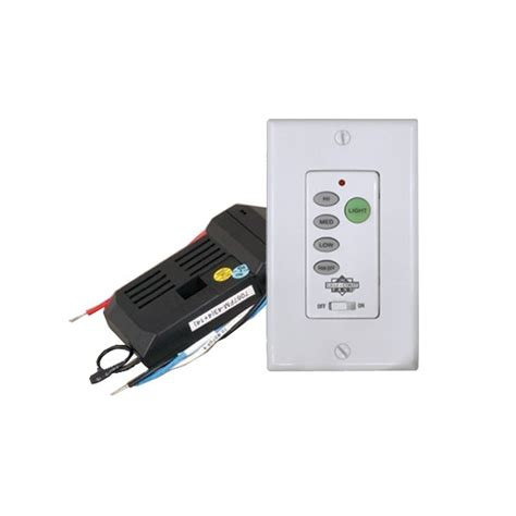 universal ceiling fan remote control kit with reverse universal in wall remote control kit for pull chain