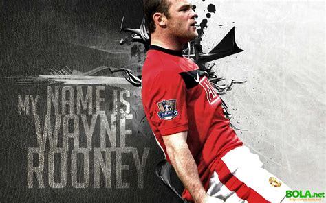 rooney wayne wallpapers manchester united hd mu star
