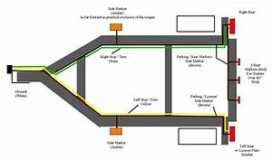 Trailer Lights Wiring Diagram 5 Way