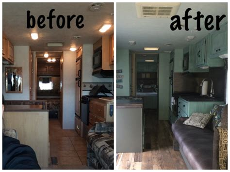 Decorating Ideas Rv by Rv Makeover Rv Honeymoon