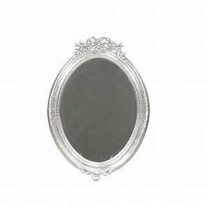 Miroir Baroque Argenté : miroir baroque argent miroir louis xv meuble baroque ~ Teatrodelosmanantiales.com Idées de Décoration