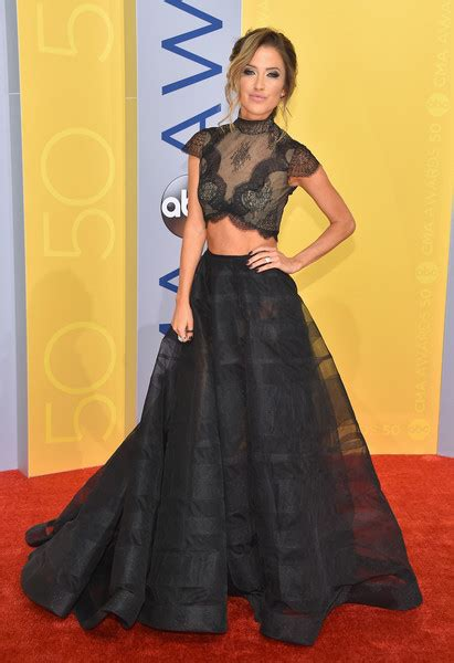 More Pics of Kaitlyn Bristowe Messy Updo (1 of 5 ...