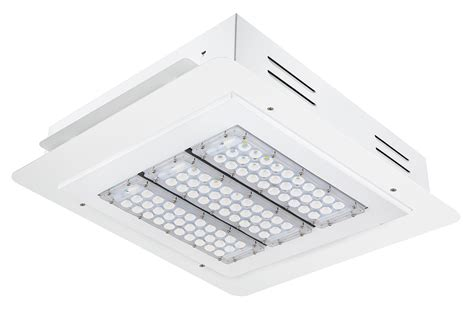 canap駸 lits flush mount frame for 150w led canopy lights md series accessories bright leds