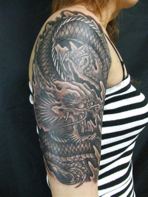 tattoos  men  japanese dragon tattoos tips