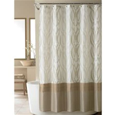 miller golden rule fabric shower curtain bed bath