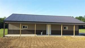 Decorative Options For Your Pole Barn