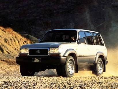 Cruiser Land Toyota Wallpapers 1995 80 Vx