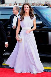 Kate Middleton's best evening dresses - Photo 1