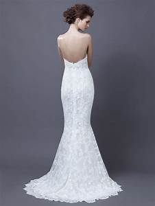 enzoani heli sheer lace one shoulder form fitted tulle With form fitting lace wedding dresses