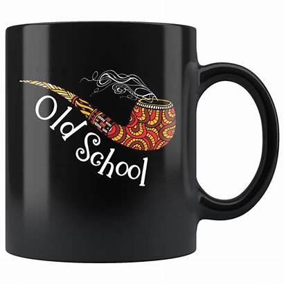 Coffee Mug Pipe Smoking Cups Mugs