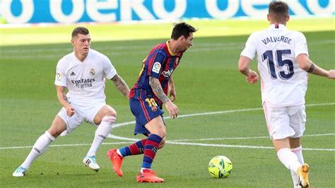 Liga Española: Real Madrid vs Barcelona: ¿Cómo ver en vivo ...