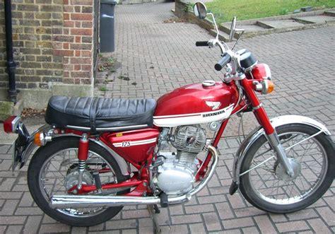 cb125 gallery classic motorbikes