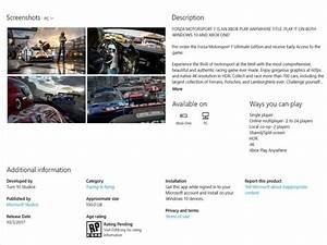 Forza Motorsport 7 Pc Download : forza motorsport 7 download size on xbox one is 100gb ~ Jslefanu.com Haus und Dekorationen