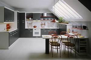 Comment Renover Une Cuisine : comment renover une maison cuisine naturelle ~ Nature-et-papiers.com Idées de Décoration