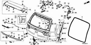 30 Honda Odyssey Parts Diagram