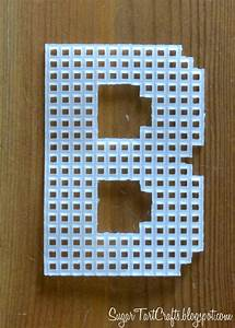301 best images about plastic canvas on pinterest With plastic letters for crafts