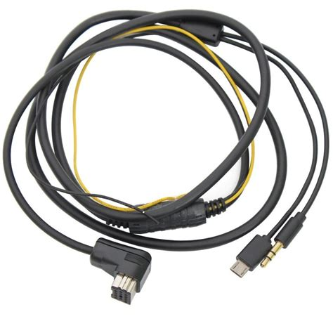 aliexpress buy aux cable ip for pioneer headunit for usb android smart phone