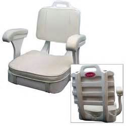 Boat Captain Chair Cushions by 100 401050 Todd Hatteras Deluxe Ladder Back Captains Helm Seat