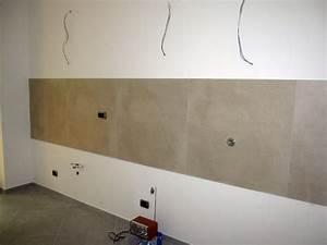 Foto rivestimento cucina di 3g snc 120776 habitissimo for Kerlite rivestimento cucina