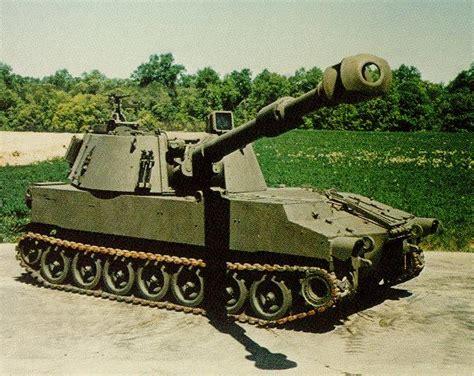 M109 155mm Sp Howitzer