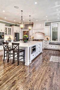 45, Fantastic, Large, Kitchen, Island, Design, Ideas, For, You, -, Page, 24, Of, 45