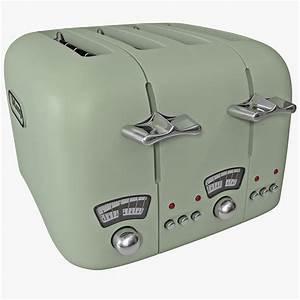 Toaster Retro Design : retro er 3d max ~ Frokenaadalensverden.com Haus und Dekorationen