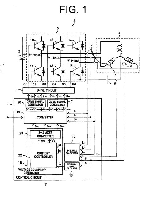 3 phase ac to dc converter circuit diagram circuit and