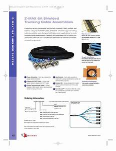 Cat 6a Cable Wire Diagram
