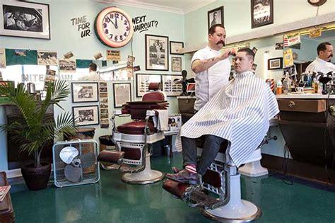 the best barber shops in toronto