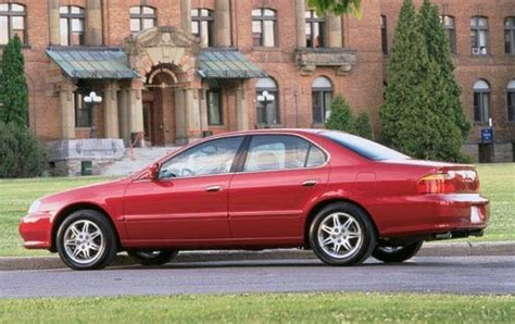 used 2000 acura tl pricing for sale edmunds