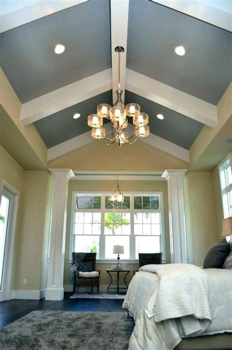 painting ideas for living room with vaulted ceilings