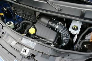 Renault Trafic 2 0 Dci 115 L2h1    40 581 Km    Doors 2010
