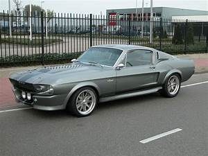 1967- Ford Mustang Shelby GT500 Eleanor by 4WheelsSociety ...
