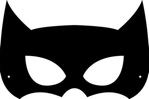 printable halloween masks mascaras de super heroi