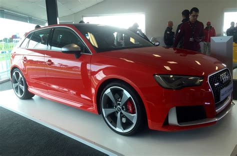 Audi Rs3 Sportback Usa by 2016 Audi Rs3 Sportback Already Has 400 Pre Orders