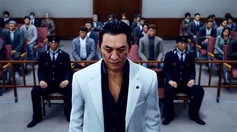 yakuza developers  game judgment coming  ps